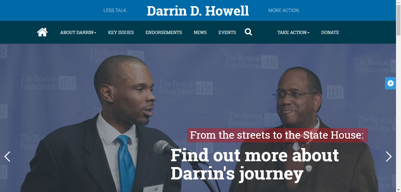 Campaign to Elect Darrin D. Howell