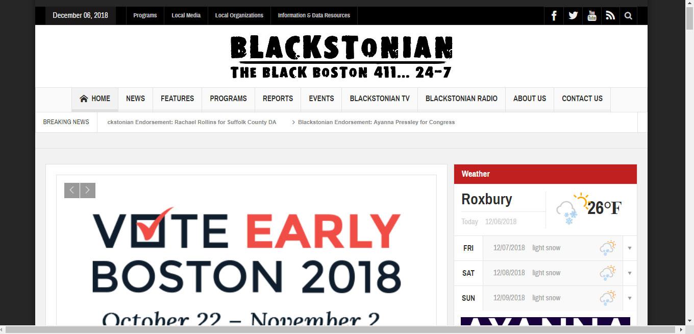 Blackstonian