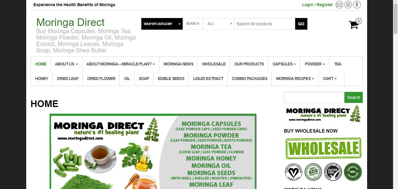 Moringa Direct