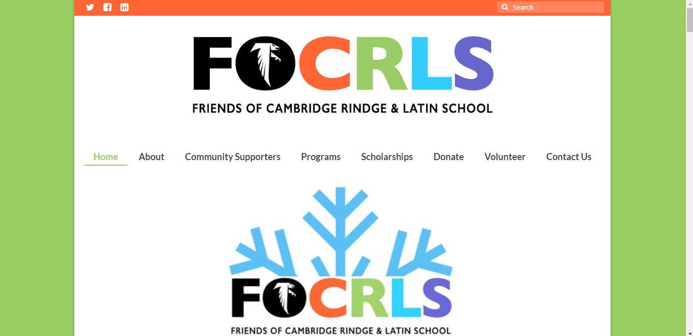 Friends of Cambridge Rindge and Latin School