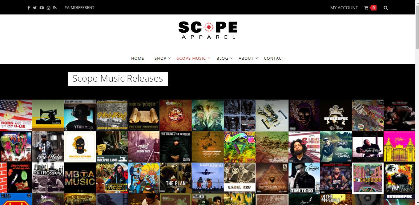 Scope Apparel